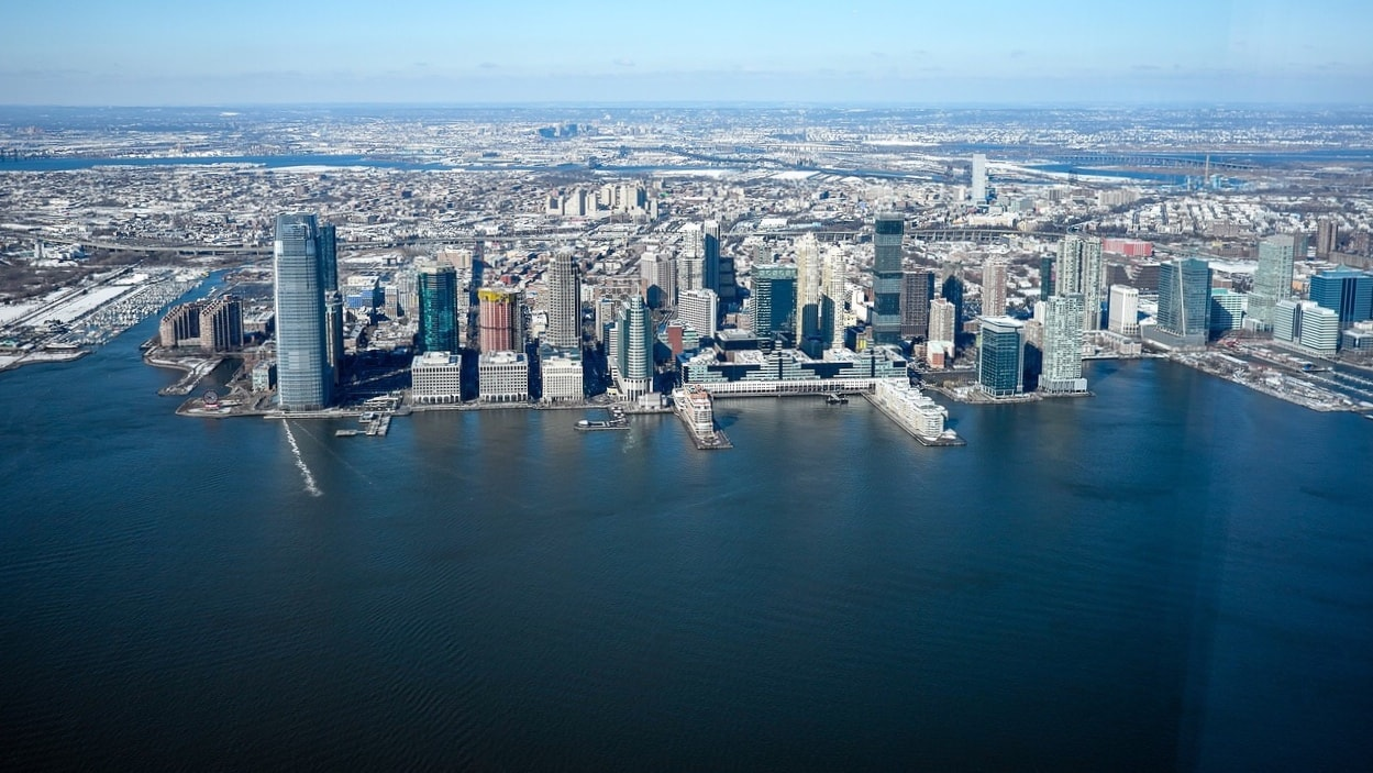 Jersey City has positioned itself as a hub for biotechnology startups.