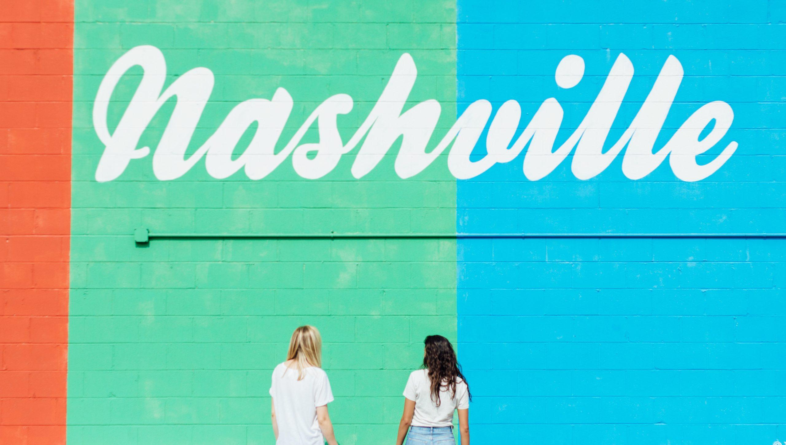 Nashville mural | PHOTO Katy Belcher