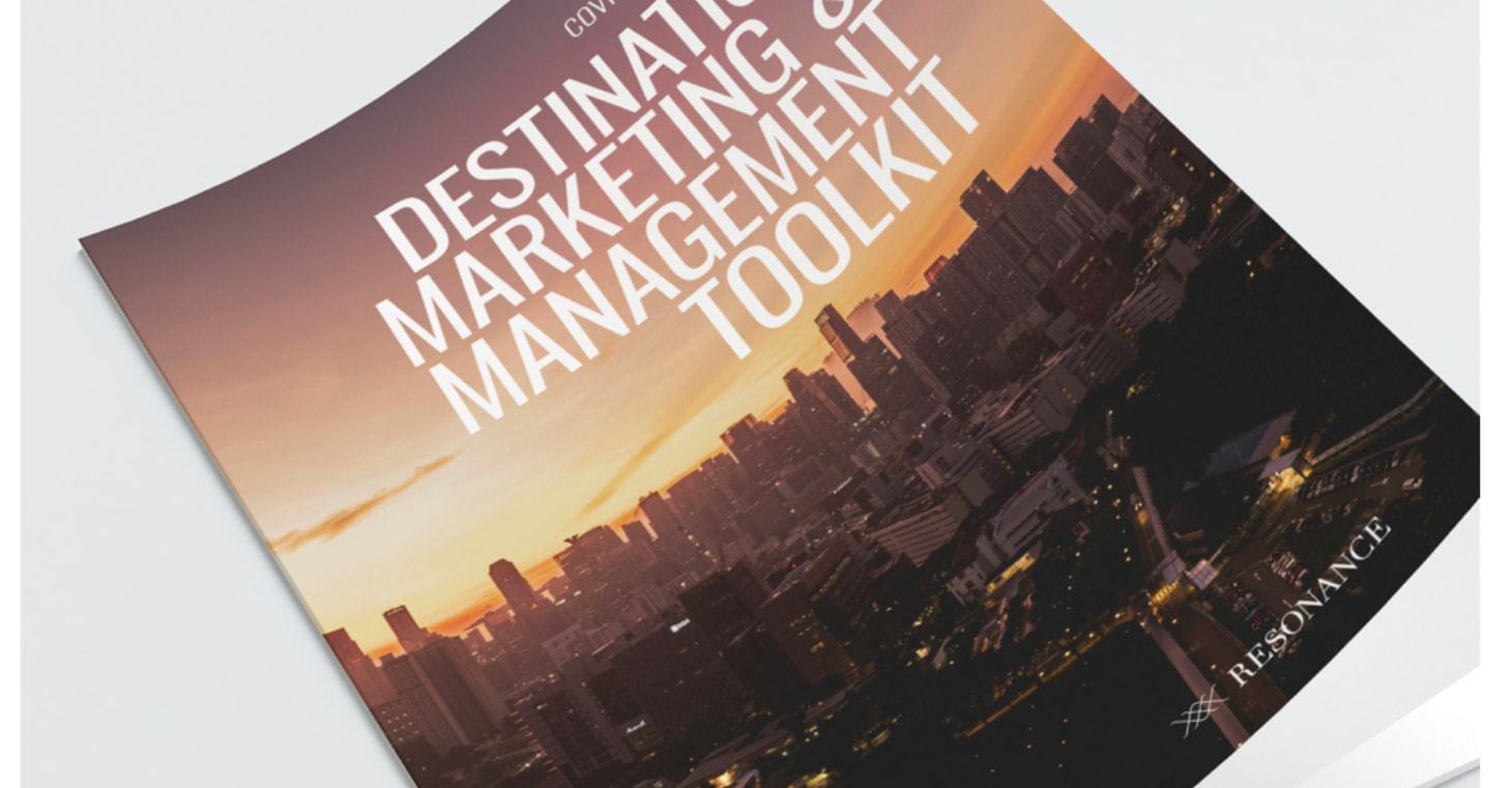 Resonance Destination Marketing & Management Toolkit